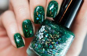 Kbshimmer Green Hex And Glam Swatches 3 1