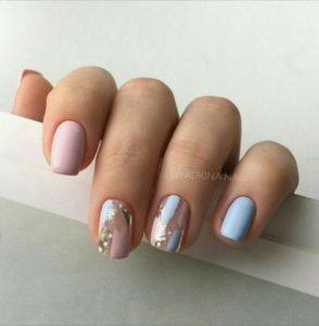 Winter Nail Art Design 45 412x420