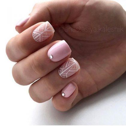 Winter Nail Art Design 92 420x420